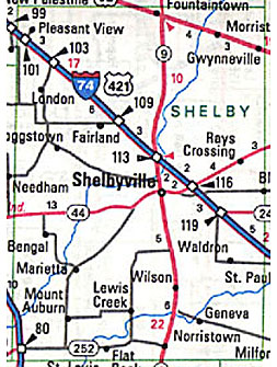 HireMe Shelby County Shelbyville, Indiana