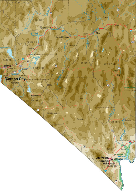 State Map Sites Perry Castaneda Map Collection Ut Library Online