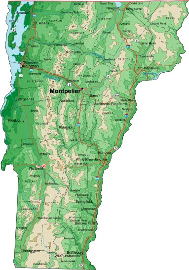 What Is Agriculture >> Vermont CropMAP